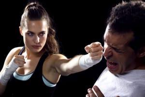 students in womens self defense in Scottsdale - Goshin Karate & Judo Academy