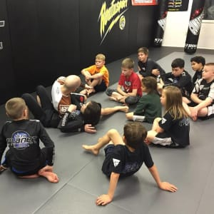 students in kids martial arts in Lehigh Valley - Finishers MMA - 10th Planet Jiu Jitsu