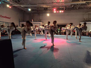 students in kids martial arts in Kenilworth - Karate World