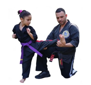 students in kids martial arts  in Pikesville - Palanzo Martial Arts
