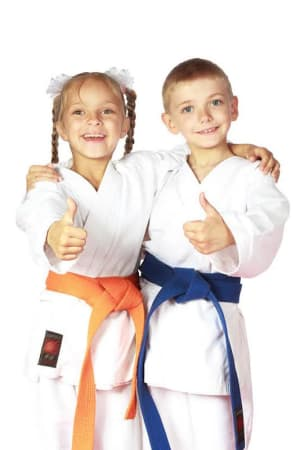 students in after school program  in Pikesville - Palanzo Martial Arts