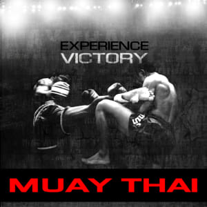 students in muay thai kickboxing  in Greenville - Fearless Fighting