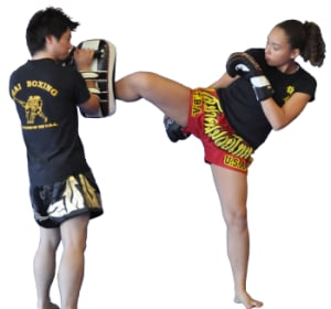 students in muay thai   in Marlborough - Certain Victory Martial Arts & Fitness