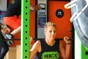 students in personal training at MROC Training