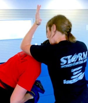 students in adult martial arts in Springfield - Storm MMA