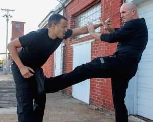 students in krav maga  in Rhode Island - Burke's Martial Arts