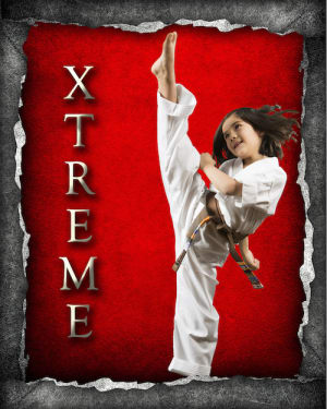 students in kids martial arts  in Medford - Xtreme Ninja Martial Arts Center