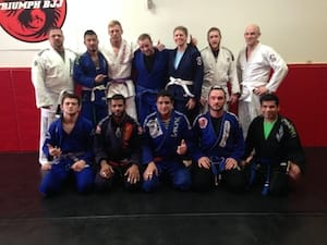 students in brazilian jiu jitsu  in Toledo - BADDOG Sports Performance/GFTeam Brazilian Jiu Jitsu