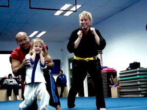 students in kids martial arts  in Colorado Springs - Calvary Family Martial Arts And Fitness