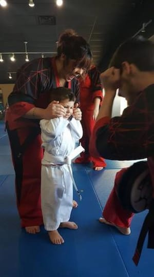 students in kids martial arts  in Grand Junction  - Martial Arts Research Systems Of Colorado