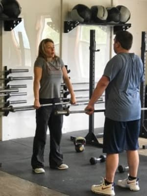 students in personal training in Fairfield - BKAthletics