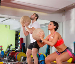 students in fitness classes  in New York City - Essential Fitness NYC