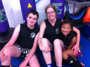 Kids Martial Arts in Boulder - Tran's Martial Arts And Fitness Center - Student Spotlight