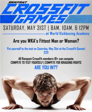 CrossFit in Stow - Rampant CrossFit - Rampant CrossFit Games