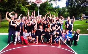 Kids Martial Arts in Boulder - Tran's Martial Arts And Fitness Center - Great Turnout for This Years Summer Potluck Picnic