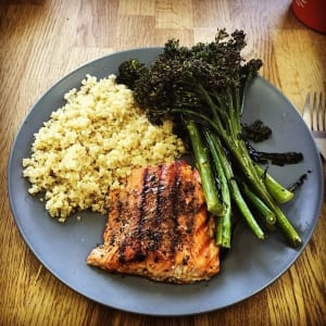 Systems Training Center Diet and Nutrition - Featured Superfood Salmon