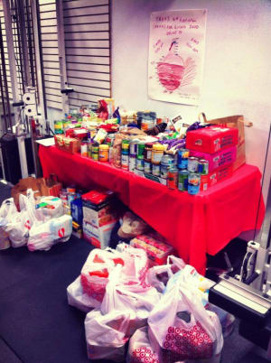 Kids Martial Arts in Boulder - Tran's Martial Arts And Fitness Center - 17th Annual Thanks for Giving Food Drive