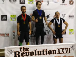 Kids Martial Arts in Portland and Beaverton - Five Rings Jiu Jitsu - Revolution Report - November 2014