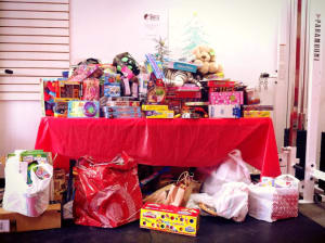 Kids Martial Arts in Boulder - Tran's Martial Arts And Fitness Center - 17th Annual Henry Tran Toy Drive