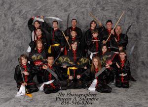 Arts and Leadership Academy New Wushu Class Cherry Hill