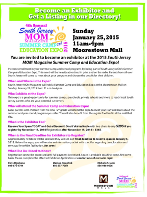 Arts and Leadership Academy South Jersey Moms Expo