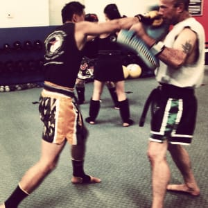 Kids Martial Arts in Boulder - Tran's Martial Arts And Fitness Center - Trans Boxing Clinic