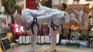 Kids Martial Arts in Davie and Cooper City - Traditional Taekwon-Do Center Of Davie - Congratulations Master Nestor Cerda
