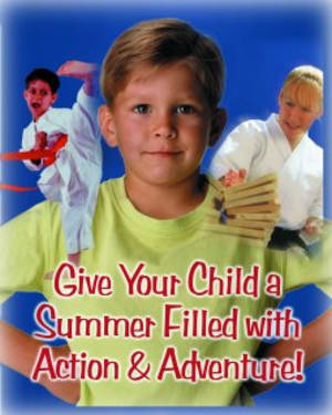 Kids Karate in Scottsdale - Goshin Karate & Judo Academy - Summer Camps - Scottsdale