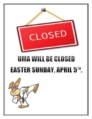 Kids Martial Arts in Chicago - Ultimate Martial Arts - Easter