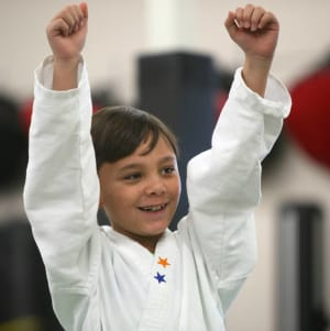 Kids Martial Arts in Arvada - America's Best Martial Arts - How Does Martial Arts Develop A Childs Confidence