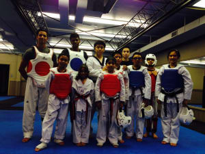 Kids Martial Arts in Chicago - Ultimate Martial Arts - Black Belt class