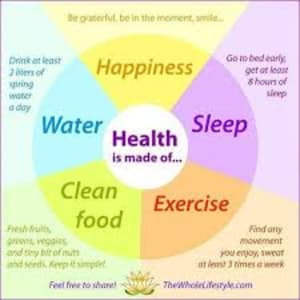 Personal Training in Oak Creek - Oak Creek Fitness - 5 Tips to Health and Fitness