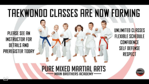 Kids Martial Arts in Rockaway - Pure Mixed Martial Arts - New Kids Martial Arts Classes Forming Now - Take advantage of Great Specials