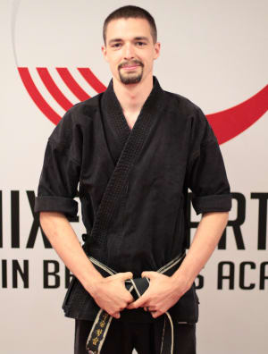 Kids Martial Arts in Rockaway - Pure Mixed Martial Arts - Pure MMA welcomes John Hertzel to the team of top level instructors