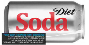 Personal Training in North Scottsdale - Method Athlete - More proof diet sodas do not work