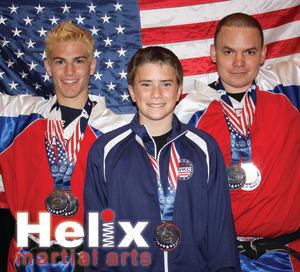 Kids Martial Arts in Littleton - Helix Martial Arts - WKC World Championships Article