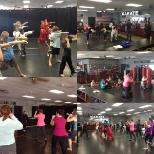 Kids and Teens Karate in Martinez - Seigler's Karate Center - Fit Kid & Fit Mom Workshop