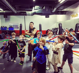 Kids Martial Arts in Boulder - Tran's Martial Arts And Fitness Center - Celebrate Your Child's Birthday Themed Party With Our Team!