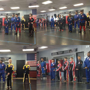 Kids and Teens Karate in Martinez - Seigler's Karate Center - Kids Black Belt Test