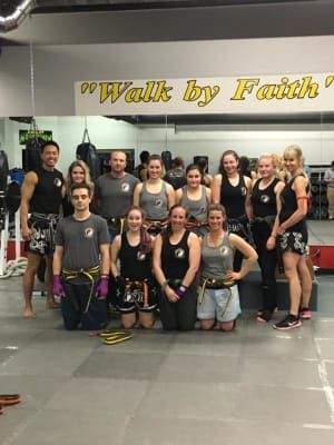 Kids Martial Arts in Boulder - Tran's Martial Arts And Fitness Center - Congrats! March Adult Belt Promotion!