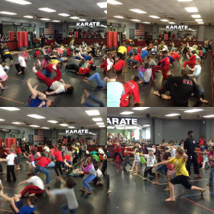 Kids and Teens Karate in Martinez - Seigler's Karate Center - Bully Buster Workshop