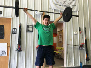 CrossFit in State College - CrossFit Nittany - Tuesday, April 5 - Meet Our New Member: Daniel Song