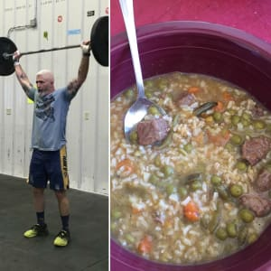 CrossFit in State College - CrossFit Nittany - Wednesday, April 6 - Member Menu Feature