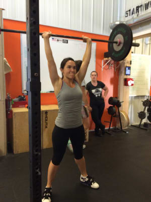 CrossFit in State College - CrossFit Nittany - Saturday, April 9
