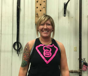 CrossFit in State College - CrossFit Nittany - Tuesday, April 12 - Meet Our New Member: Lauren Blankenship