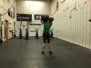 CrossFit in State College - CrossFit Nittany - Friday, April 15