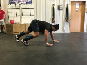 CrossFit in State College - CrossFit Nittany - Wednesday, April 20