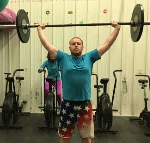 CrossFit in State College - CrossFit Nittany - Tuesday, May 3 - Meet Our New Member: Jack Craig
