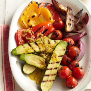 CrossFit in State College - CrossFit Nittany - Friday, May 6 - Tips for perfectly grilled vegetables