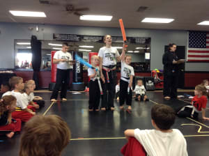 Kids and Teens Karate in Martinez - Seigler's Karate Center -  Spring Survivor # 5   Event